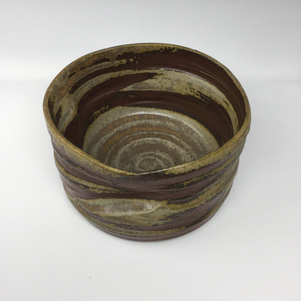 Clay macha bowl #2