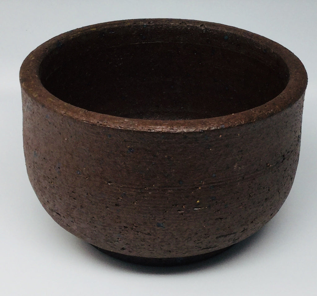 Clay matcha bowl #1