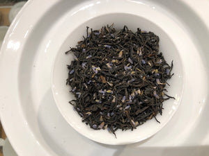 Lavender Red tea