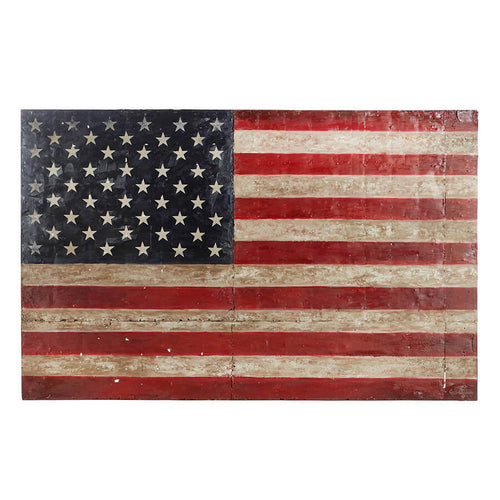 American Flag' Art by Roland Renaud for Bobo Intriguing Objects