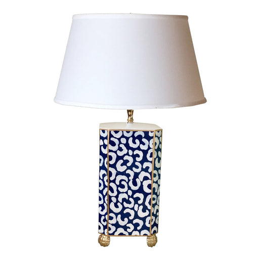 Dana Gibson Leo Spotted Lamp