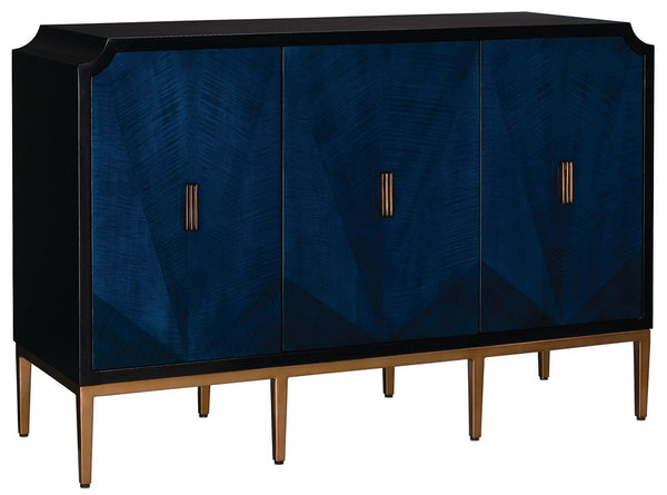 Currey and Company Kallista Cabinet