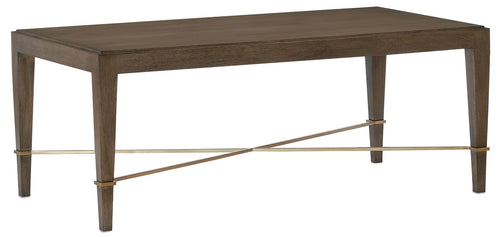 Currey and Company Verona Chanterelle Cocktail Table