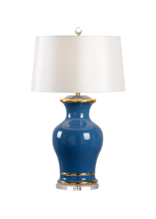 Chelsea House - Audrey Lamp - Blue