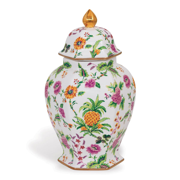 Williamsburg for Port 68 Portsmouth Pineapple Large Jar, Medium