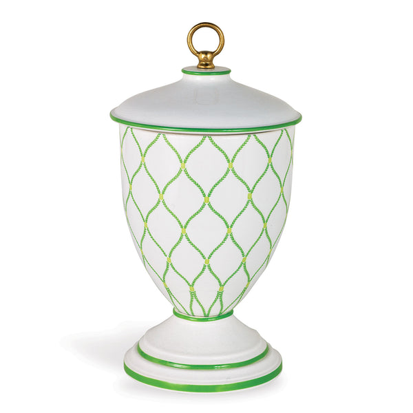 Williamsburg Deane Green Jar by Port 68