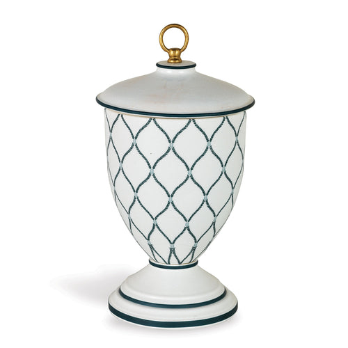 Williamsburg Deane Jar in Slate Blue
