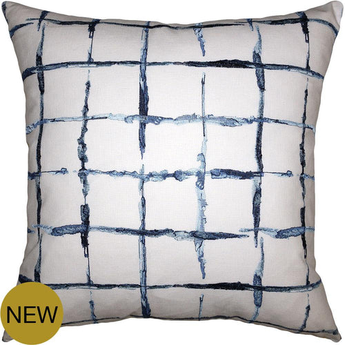 Akara Lattice Pillow by Square Feathers