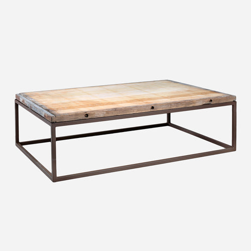 BoBo Intriguing Objects Brickmaker Coffee Table