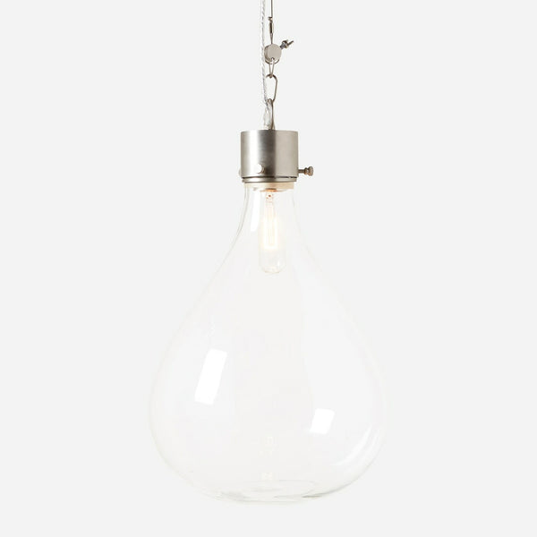 Wine Sphere Pendant Light by BoBo Intriguing Objects