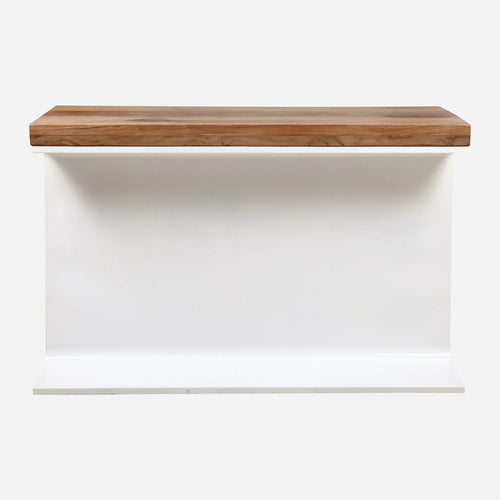 Bobo Intriguing Objects Beam Console, White