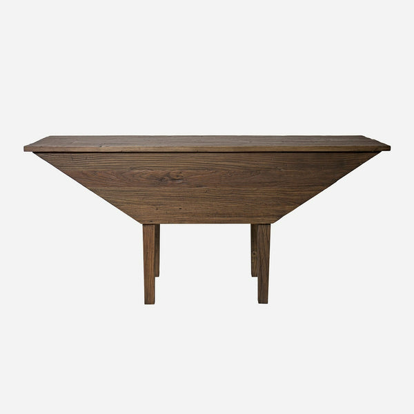 Trapezoid Console Table by Bobo Intriguing Objects
