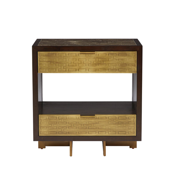 Benedict Nightstand by Mr Brown London