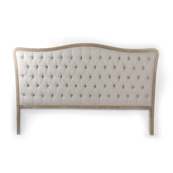 Zentique Maison Tufted Headboard King