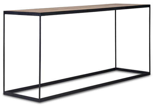 Moes Home Again Console Table Toast