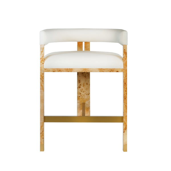 Worlds Away Cruise Counter Stool