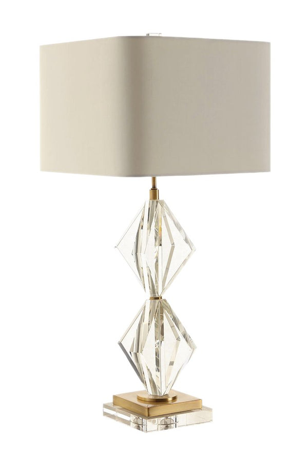 Euclid Table Lamp by Couture Lamps