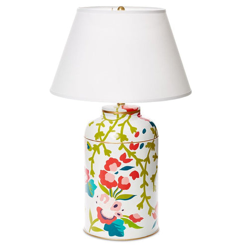 "Chintz Summer 30"" Table Lamp dana gibson"