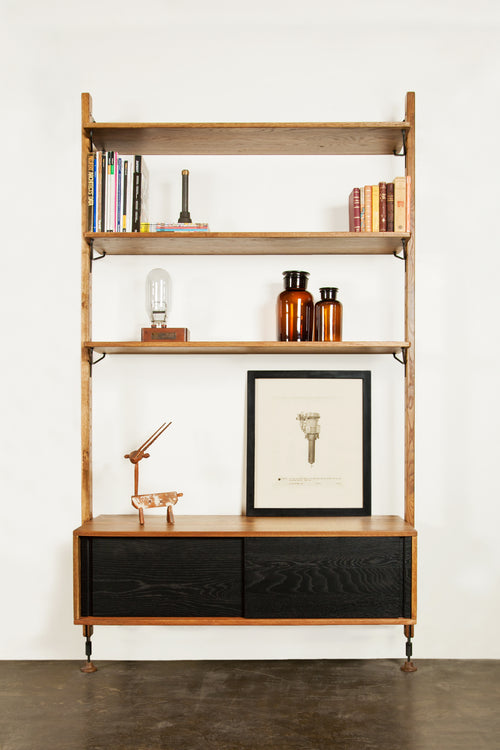 District Eight Theo Modular Shelving