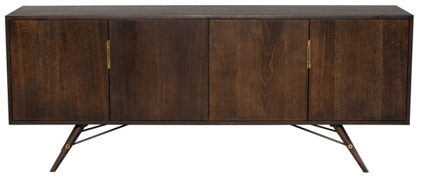 Nuevo Piper Sideboard in Oak
