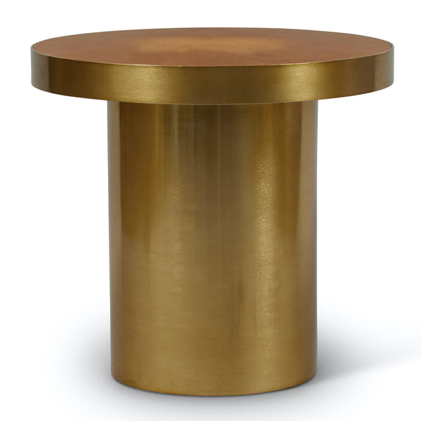 Urbia Lara End Table, Brass