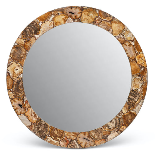 Urbia Daria Natural Light Wall Mirror