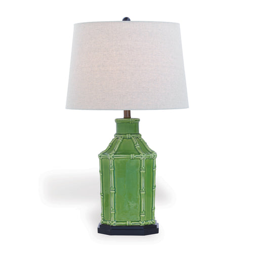 Amelia Lamp by Port 68 in Green Apple