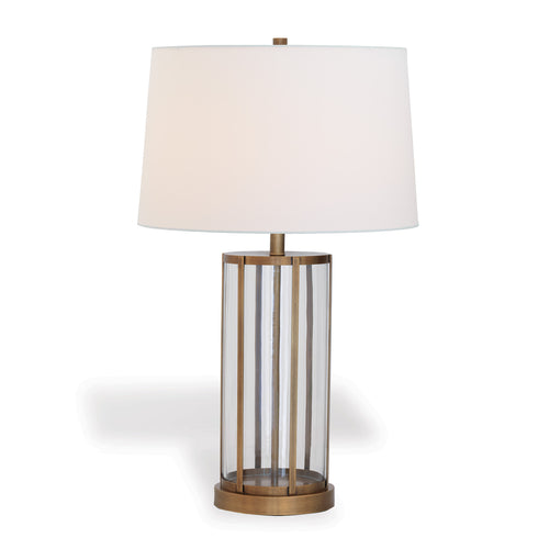 Edgewater Brass Lamp by Port 68