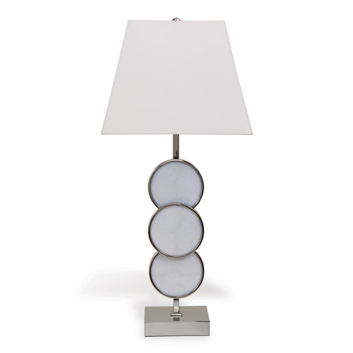 Titan Nickel Lamp by Port 68