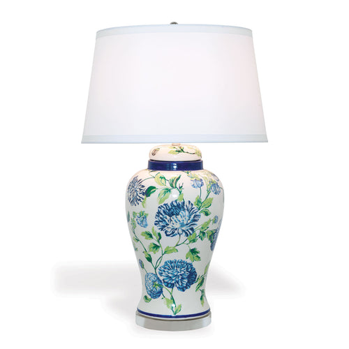 Williamsburg for Port 68 Charlotte Lamp in Blue
