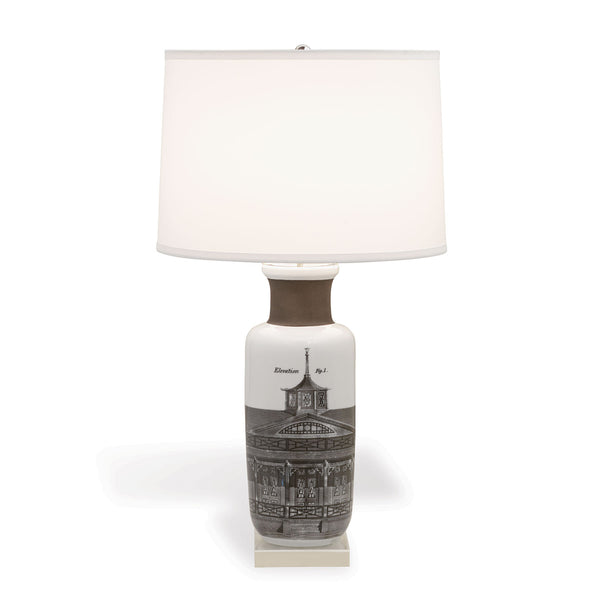 Woodbury Lamp by Port 68