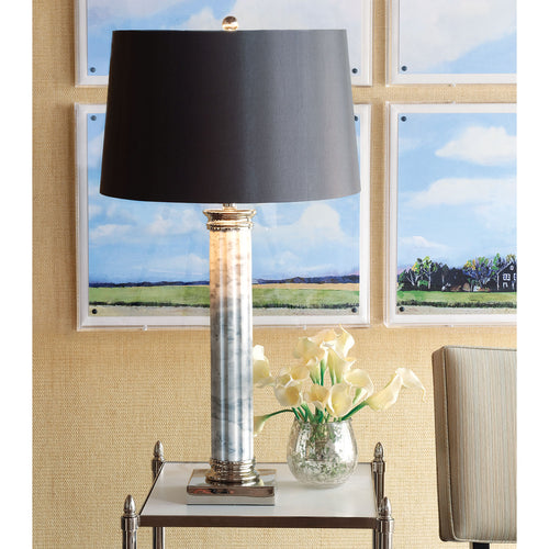 Port 68 Lincoln Park Table Lamp, Gray