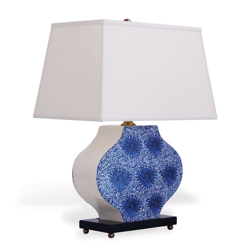 Williamsburg for Port 68 Hannah Blue Lamp
