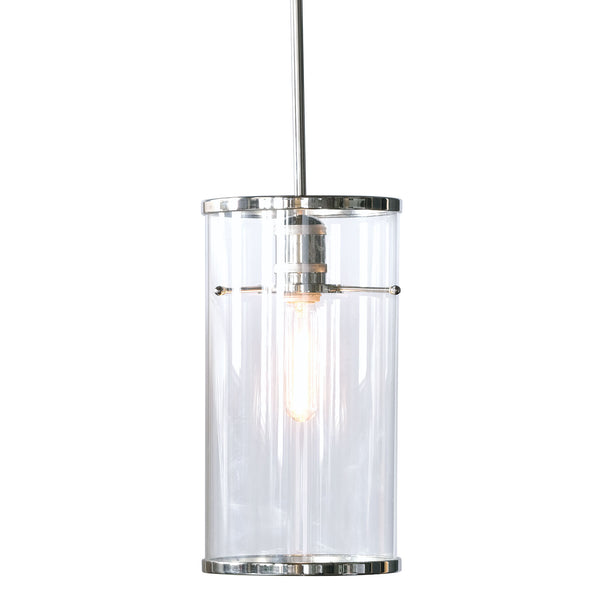 Port 68 Cassidy Nickel Pendant Light