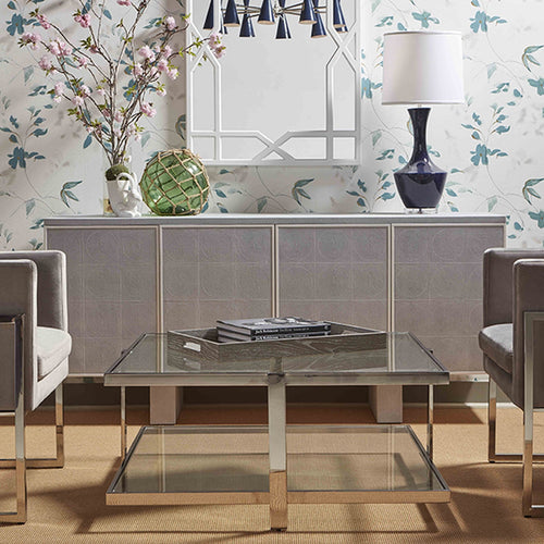 Worlds Away Maris Coffee Table