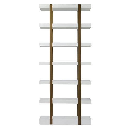Mercer 7 Tier Bookshelf by Mr Brown London