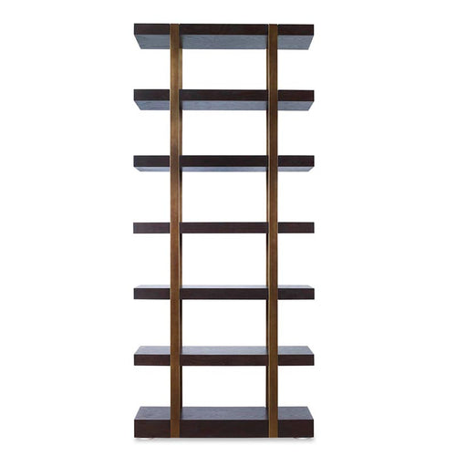 Mercer 7 Tier Bookshelf by Mr Brown Home
