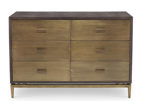 Mr. Brown London Odette Chest - Espresso