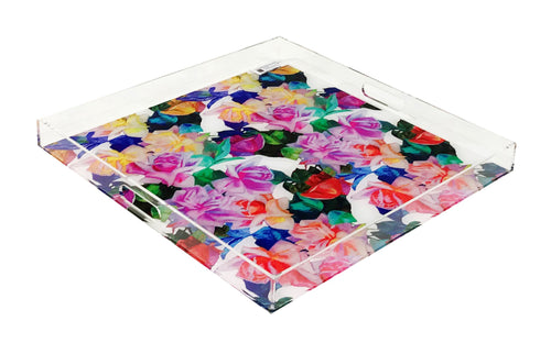 Nicolette Mayer Passion Intenso Acrylic Tray