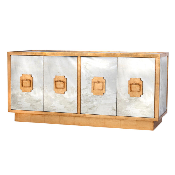 Worlds Away Ponti Media Console or Sideboard