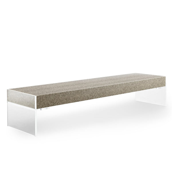 Parker Coffee Table by Square Feathers