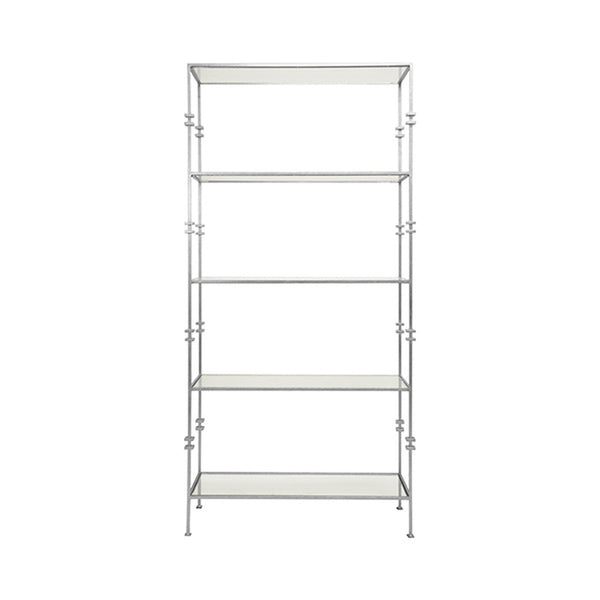 Worlds Away Stewart Tall Etagere