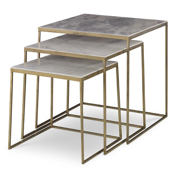 Sanchez Nesting Tables by Mr Brown London