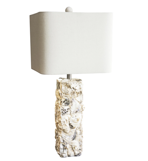 Couture Lighting Paradise Shell Table Lamp