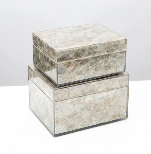 Emerson Boxes (Set of 2)  by Couture Lighting