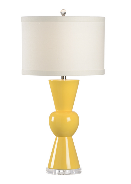 Mildred Sunflower Lamp by Wildwood