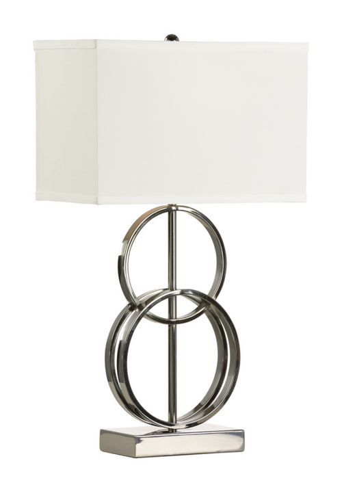 Aldo Iron Lamp by Wildwood