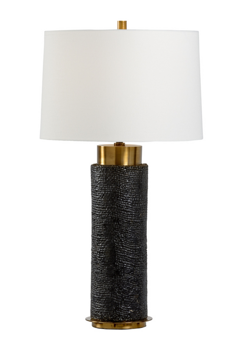 Wildwood Gavin Black Lamp