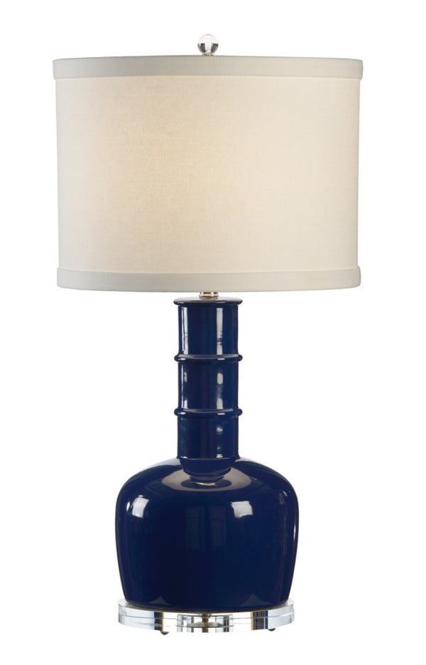 Chang Lamp in Sapphire by Wildwood