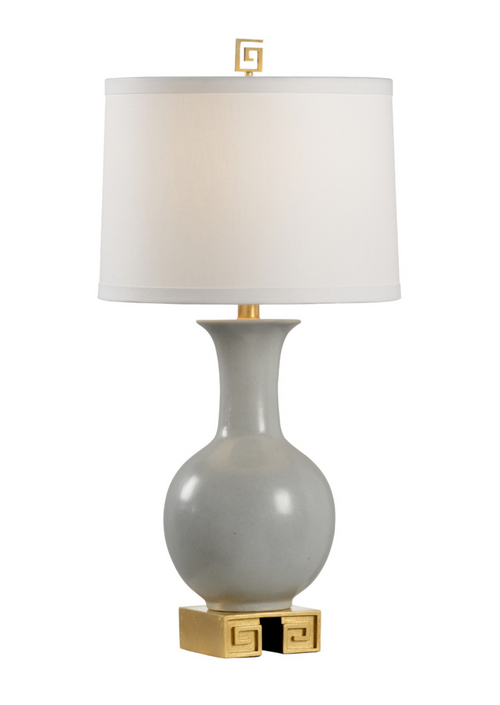 Choi Lamp in Gray by Wildwood